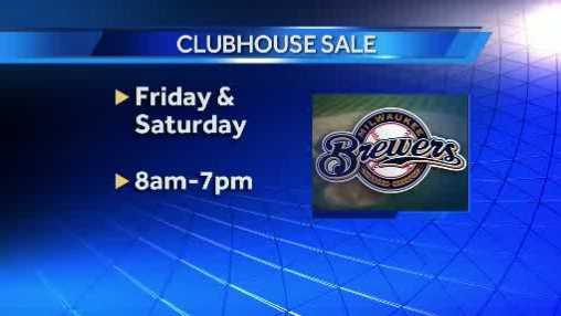 Clubhouse sale