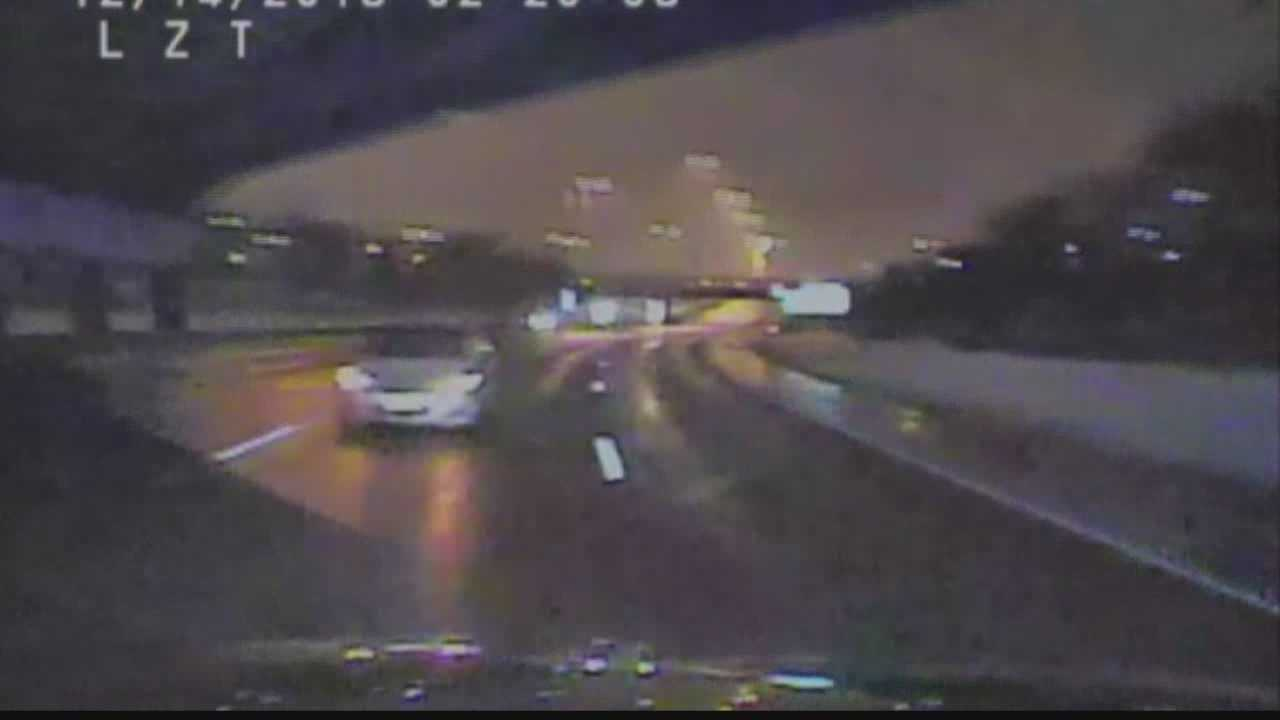 Wrong-way Milwaukee driver captured on camera for 6 miles