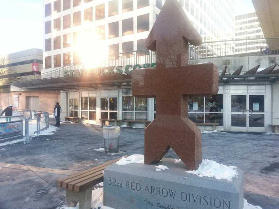 "Red Arrow Park in downtown Milwaukee has been the ""home base"" for the show for more year's than any other location."