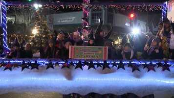The Lake Geneva Electric Christmas Parade.