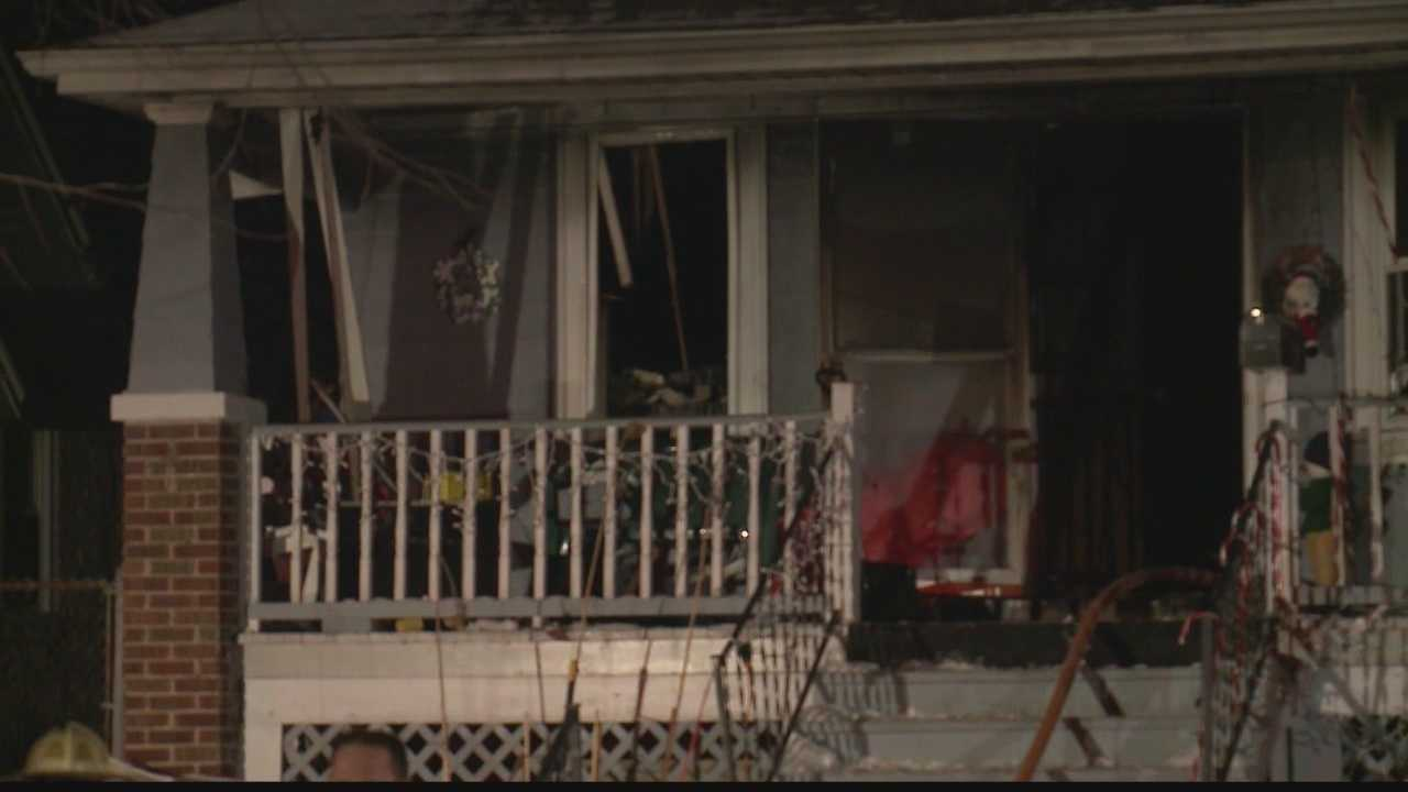 A Cudahy family of nine said an escape plan is what saved them all from a house fire Tuesday night.