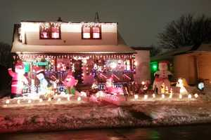Candy Cane Lane is an annual neighborhood holiday lights display in West Allis, WI.