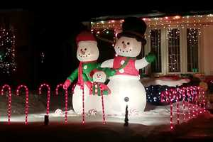 Candy Cane Lane started in 1984.