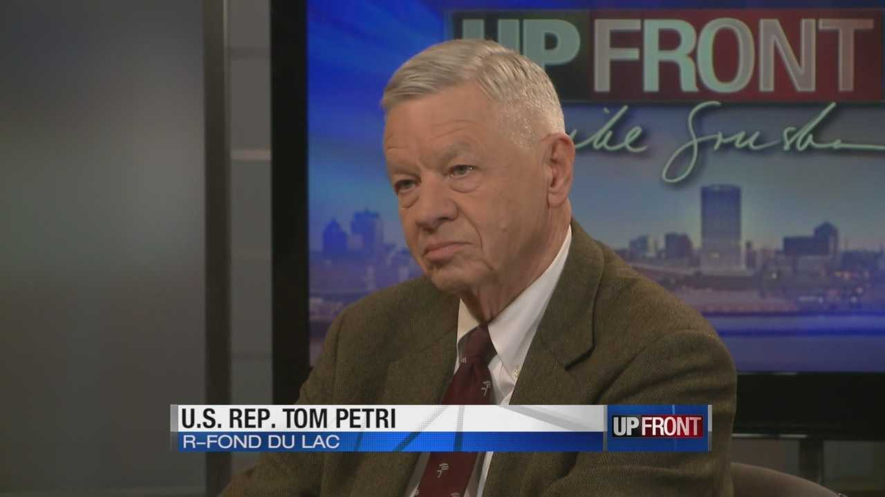 U.S. Rep. Tom Petri, R-Fond du Lac, says he is exploring changes in the Earned Income Tax Credit to get more money into the hands of low-wage workers, rather than raising the minimum wage.