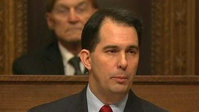 Gov. Scott Walker talks about his Blueprint for Prosperity and putting money back in the taxpayers' hands.