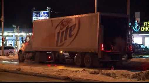 Miller truck