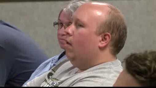 Jason Willis in court