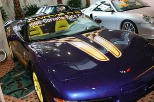 1998 Corvette Pace Car- Official Pace Car of the 82nd Indianapolis 500