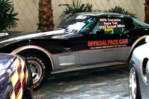 1978 Corvette Pace Car- 62nd annual race held on May 28, 1978.