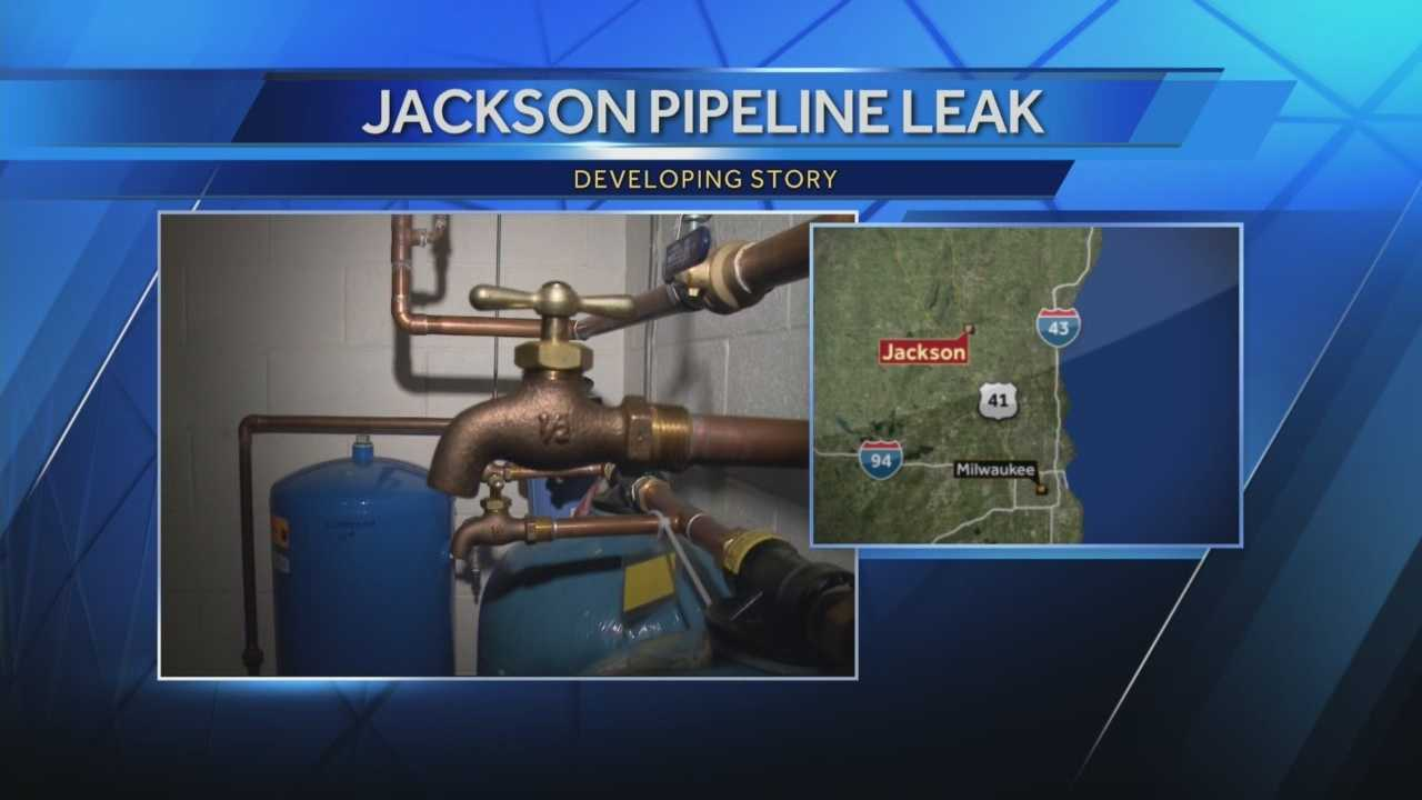 Residents living near a petroleum pipeline spill in the Town of Jackson will  have a new, clean water source by the end of summer.