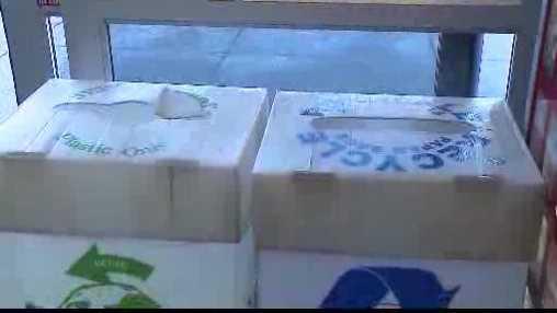 recylce boxes