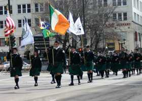 The Shamrock Club of Wisconsin has hosted this parade since 1967.