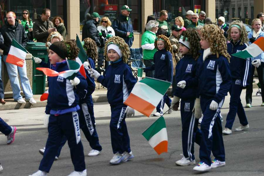 McMenamin Irish Dance Academy