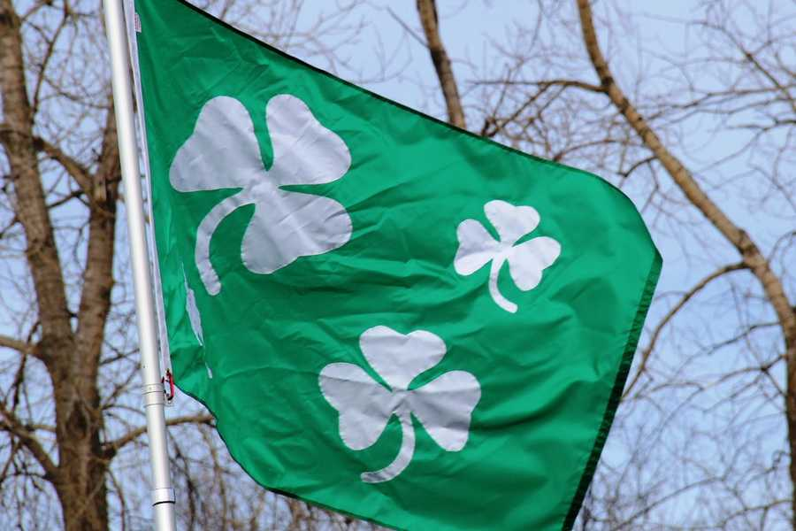 This parade is always held on St. Patrick's Day, regardless of the day of the week on which it falls.