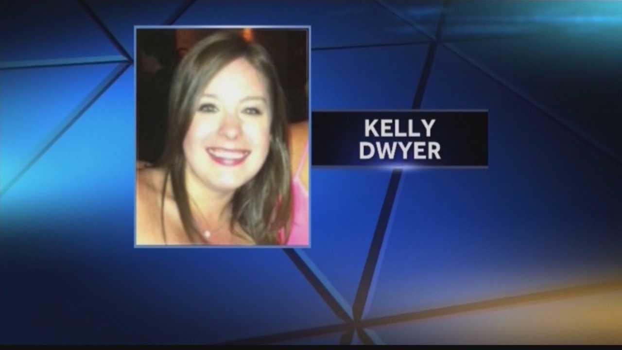 Milwaukee police return to the last place Kelly Dwyer was seen