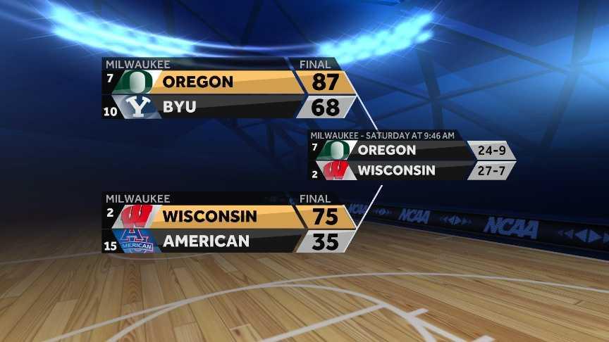 UW-Oregon bracket