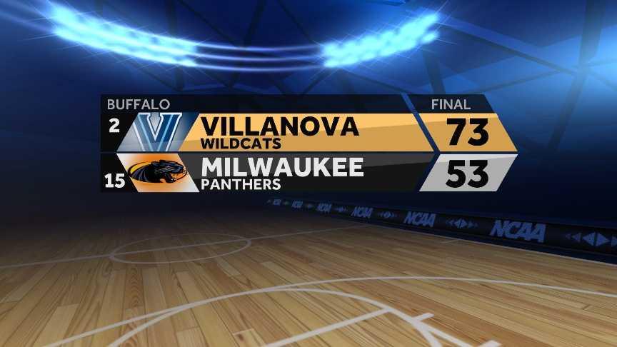 UWM final score