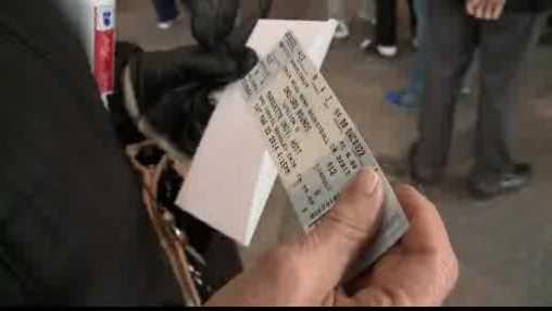 bball ticket