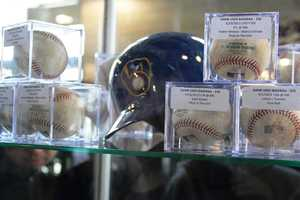 Game used balls start at $35.