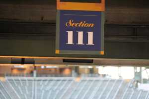 Brewers Authentics is located outside section 111.