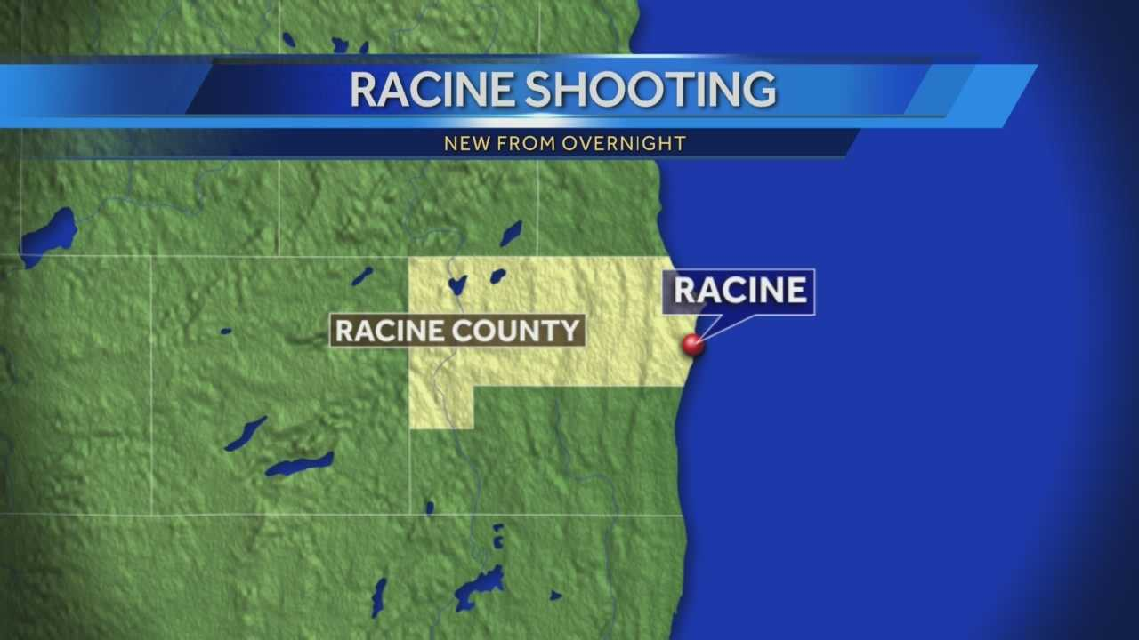 Homicide investigation underway after a 21 year old man was shot overnight in Racine.