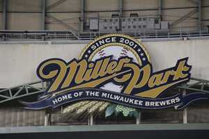 This marks the 14th Opening Day at Miller Park.