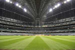 Soon the ballpark will be full, Opening Day is sold out.