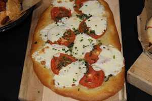 New flat bread pizza