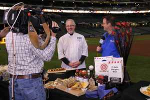 SportService Executive Chef talks to 12 News about new foods.