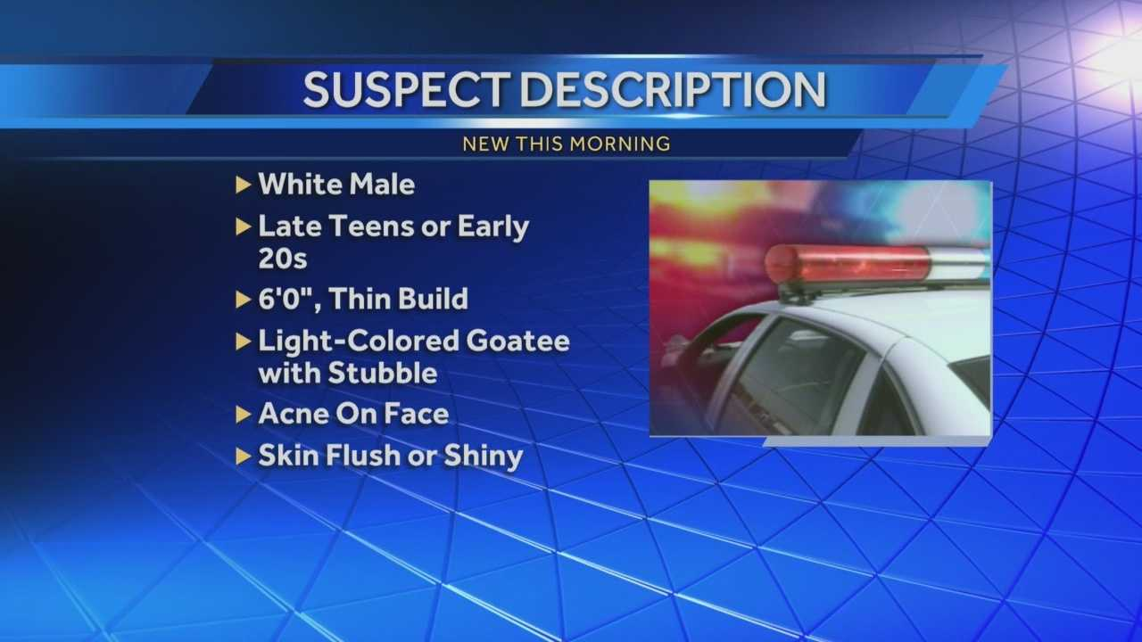 Waukesha County deputies are looking for the man they say walked up to a teenager as she walked down the street and touched her inappropriately.