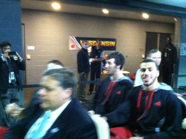 Badgers ready for interviews