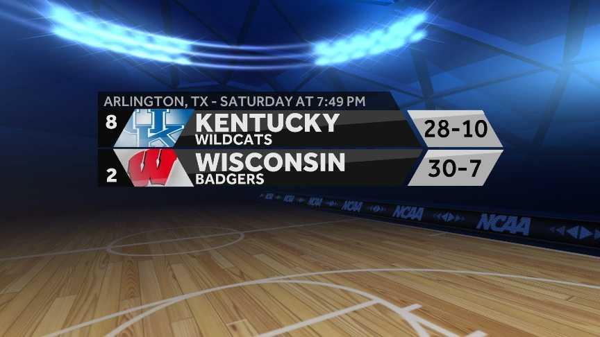 Wisconsin-KY bracket