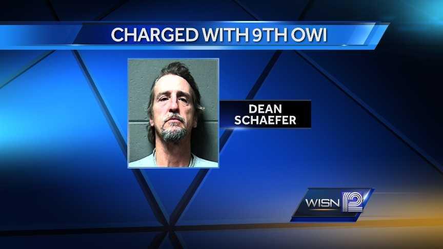 Dean Schaefer 9x OWI
