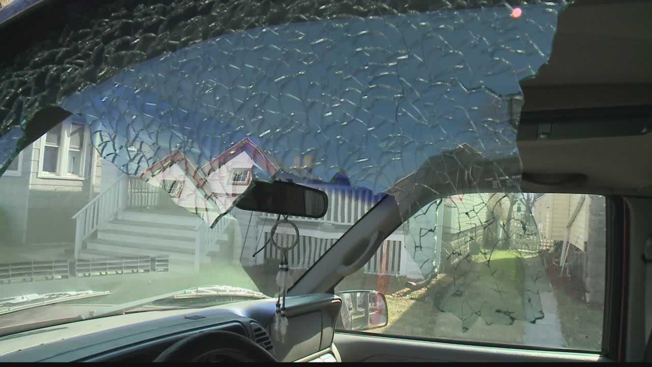 Police investigating car vandalism in Bay View