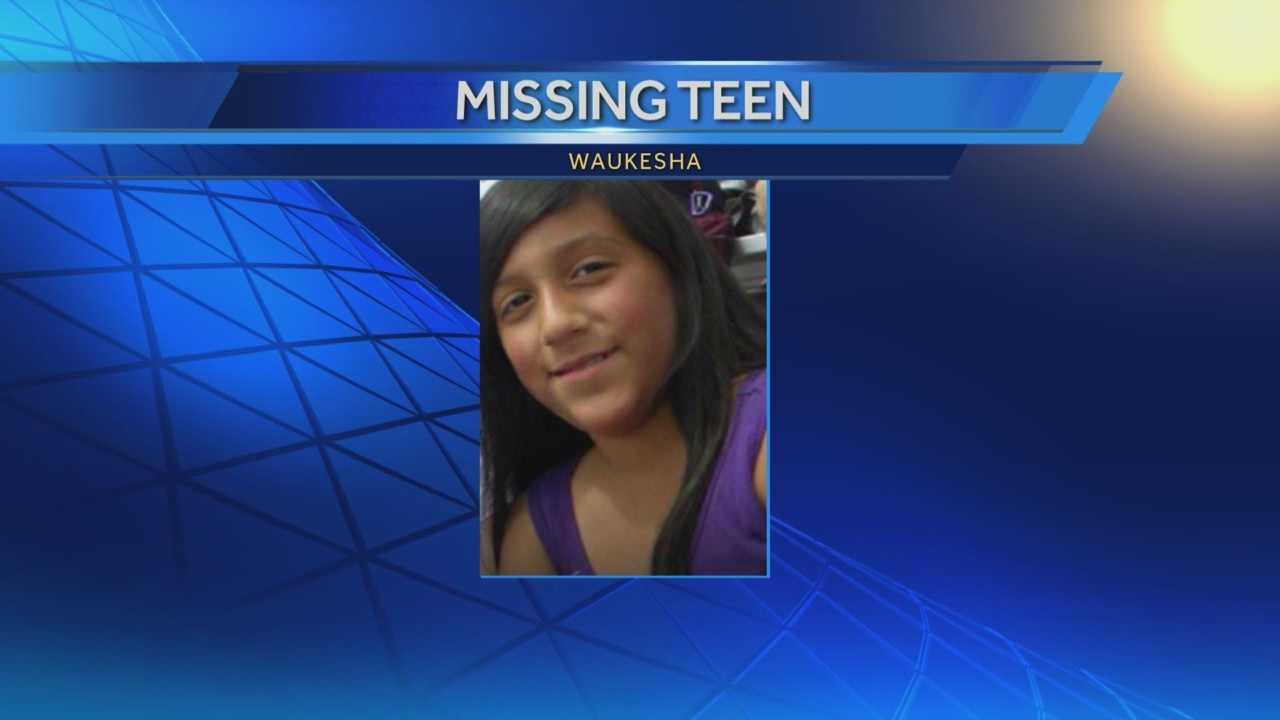 Waukesha Police searching for Missing Teen