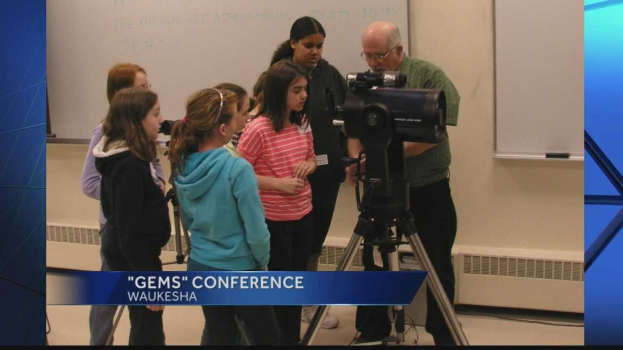 UW-Waukesha will hold a Girls Engineering Match & Science conference on May 3.