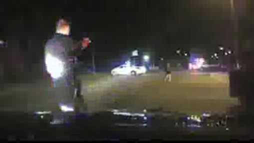arrest surveillance video