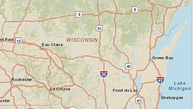 New map tracks fish in Wisconsin