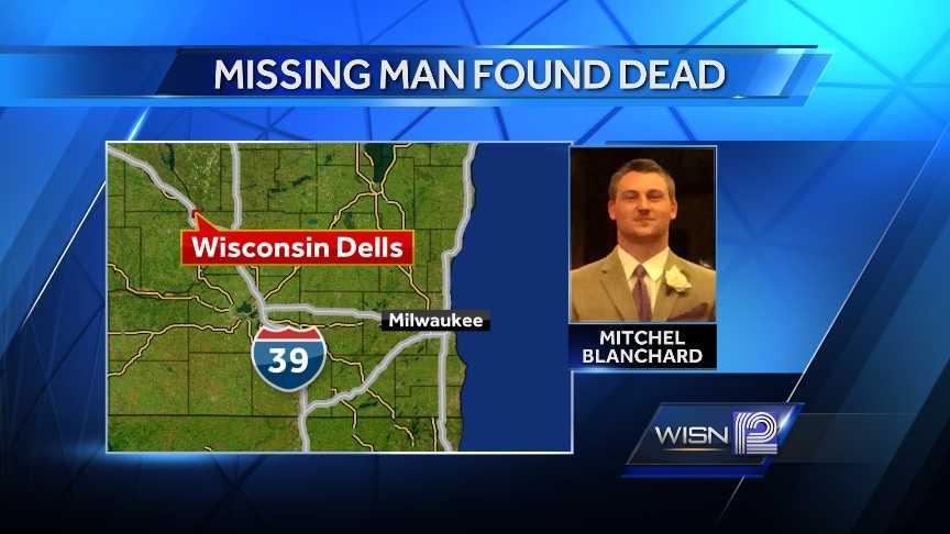 Missing Dells guy - Mitchel Blanchard