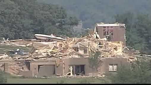 Stoughton damage
