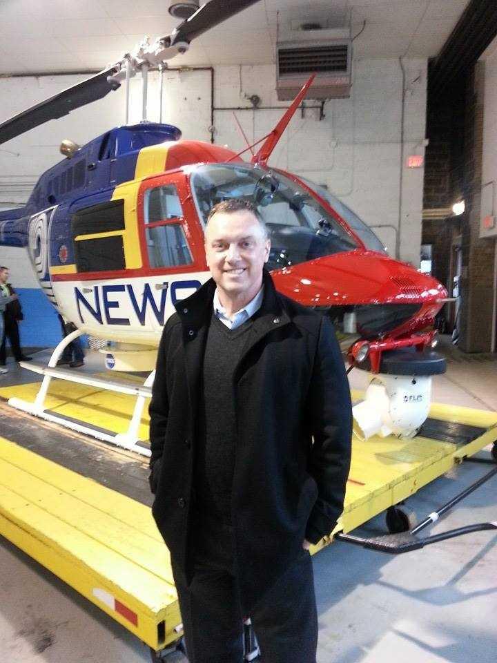 WISN 12's Assistant News Director Ed Reams