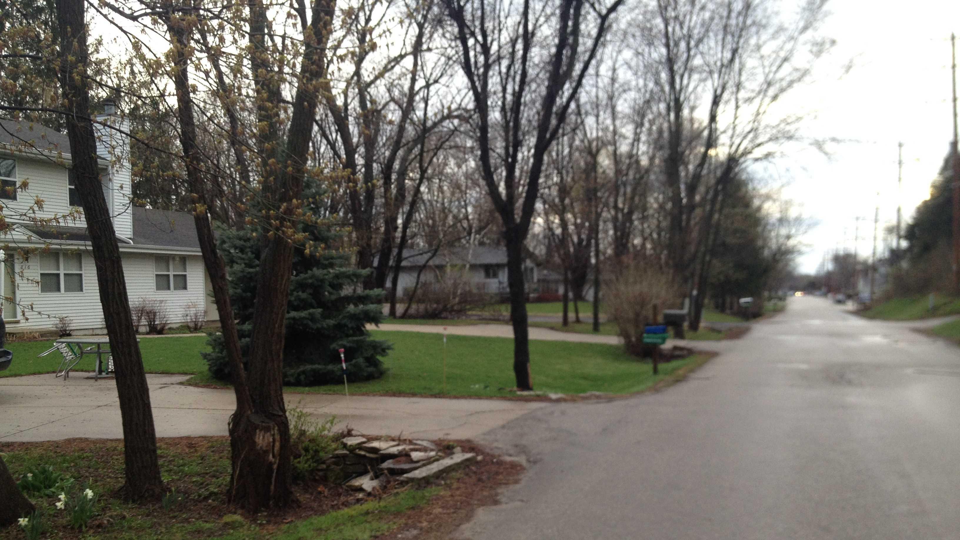 Delafield neighborhood