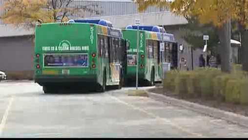 buses at Southridge