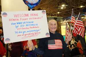 Honor Flight is a national program that flies veterans to Washington D.C. to see the memorials built in their honor.