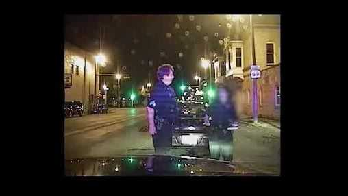 squad car video