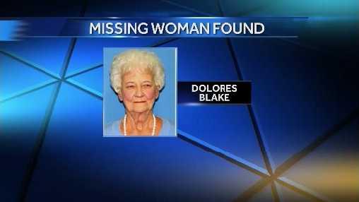 Dolores Blake found