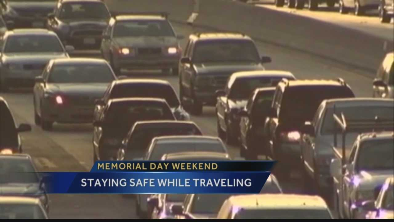 Law enforcement agencies throughout southeastern Wisconsin say they're working together to keep holiday travelers safe.  WISN 12 News' Ben Hutchison reports.
