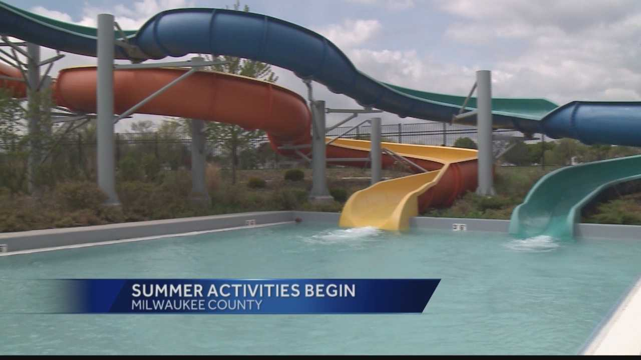 Summer activities at Milwaukee County Parks begin this Memorial Day weekend.