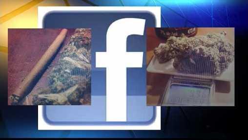 Facebook and pot
