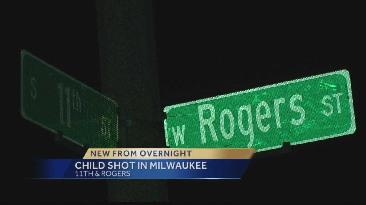 Teenage boy shot Tuesday night